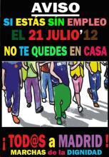 21 de julio Todos a Madrid